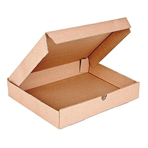 Propac z-boyfp46 caja troqueladas extrapiatte Avana, 46 x 36 x 5 cm, paquete de 50: Amazon.es: Industria, empresas y ciencia