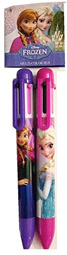 Disney Frozen Color Multi color Ballpoint