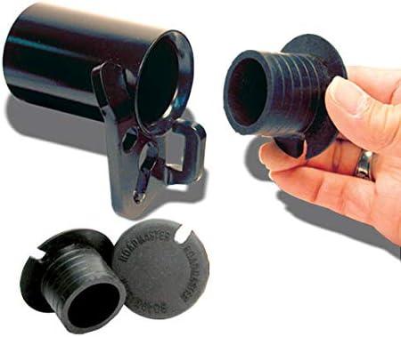 1 Pair Roadmaster 210 Baseplate Plug for 1-1//2 Inch Inner Diameter Round Tubes