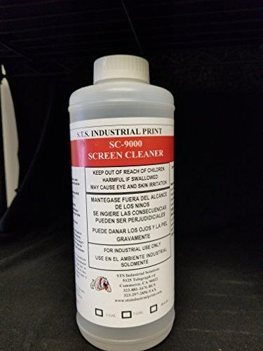 Plastisol Ink Remover / Dergreader SC-9000