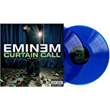 Curtain Call - Exclusive Limited Edition Translucent Blue Colored 2x Vinyl LP