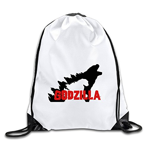 K-Fly2 Godzilla Sack Pack Backpack Sport Bag For Men & Women