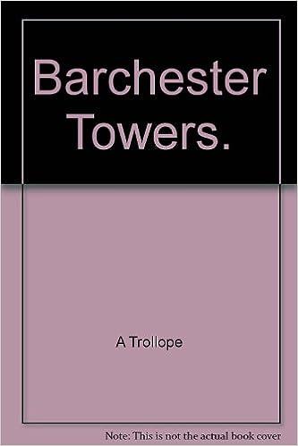 Descargador de libros mp3 gratis en líneaBarchester Towers. (Literatura española) PDF DJVU