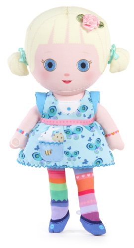 Mooshka Tots Doll - Misha (Rag Doll Puppet Stuffed)