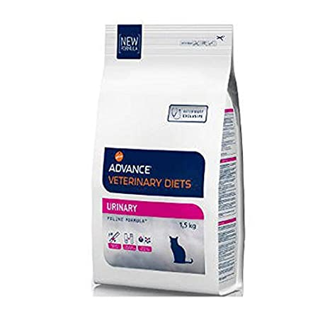 Advance Vet. Diet Urinary Gato 3 Kg: Amazon.es: Productos para ...