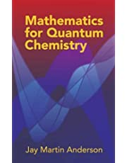 [ Mathematics for Quantum Chemistry ] By Anderson, Jay Martin ( Author ) [ 2005 ) [ Paperback ]