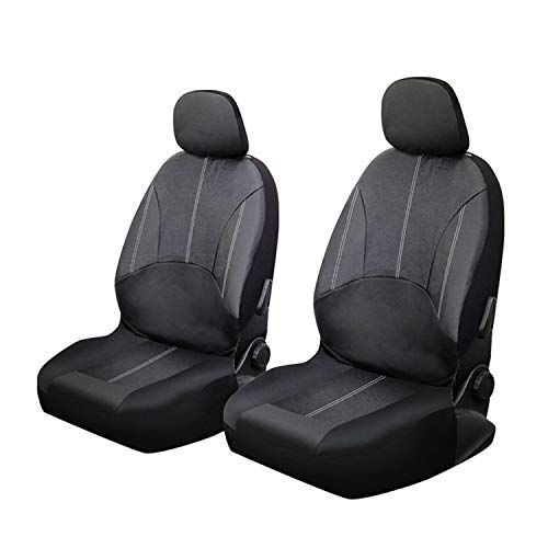 Aoile PU Leather Seats Cover for Four Seasons Universal Seats Cover Waterproof Dust-proof A051 leather four-piece set: