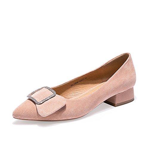 Consejos De matorral Casual XZGC Rosa Calzado Moda Luz Zapatos Espeso Mujer 1qxOTFnw