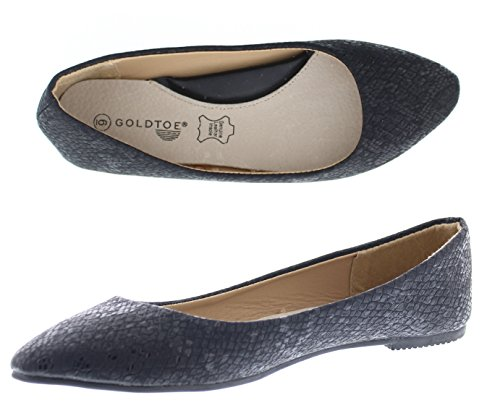 Embossed Flats - 5
