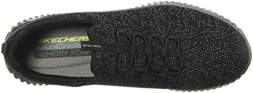 Skechers Men's Elite Flex Muzzin Black/Charcoal free shipping store 9j7wRxVerR