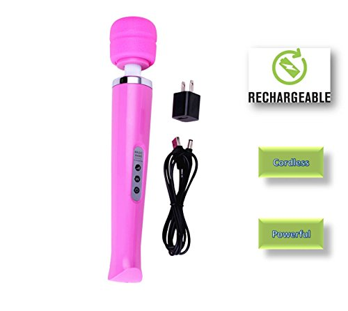 Cordless Powerful Vibrating Massager Wireless product image