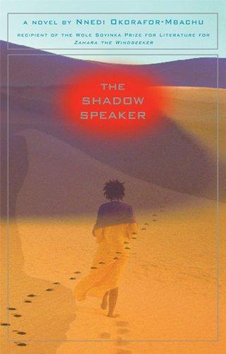 The Shadow Speaker pdf