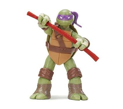 GIOCHI PREZIOSI Las Tortugas Ninja - Donatello - Figura ...