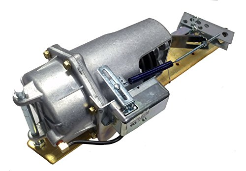 Siemens 332-3011 Powers Pneumatic Damper Actuator Ass'y, No. 6 with Positioning Relay, Silver