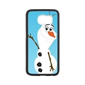 Samsung Galaxy S6 Cell Phone Case White Olaf Ioiw