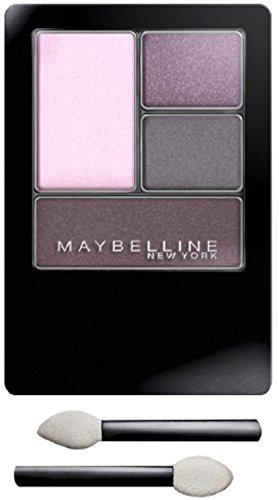 Maybelline New York Expert Wear Quads Eyeshadow, Lavender Smoke [08Q] 0.17 oz (Pack of 2)