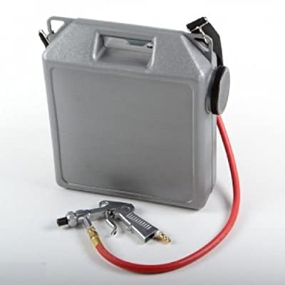 Portable Handheld Air Sandblaster Sand Blaster Kit Rust & Paint Remover
