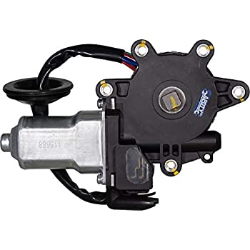 Power Window Motor for Nissan Infiniti 03-09 3.5 w//Anti-Clip Function 80731CD00A
