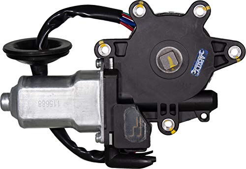 Motor Coupe - APDTY 853622 Window Lift Motor Front Left (Driver-Side) Fits 2003-2009 Nissan 350Z / 2003-2007 Infiniti G35 Coupe (Replaces 80731-CD00A)