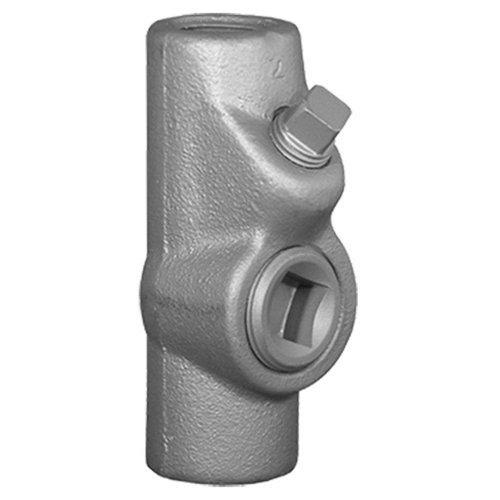 Appleton EYF-75AL EY Sealing Fitting, 25% Fill Vertical/Horizontal Conduit, Aluminum, Female, 3/4''