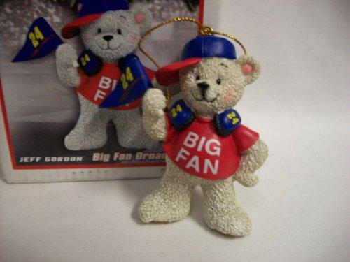 Jeff Gordon #24 Nascar Big Fan Christmas (Jeff Gordon Gift Box)