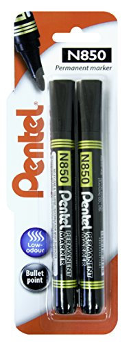 Pentel Permanent Markers Bullet Point Pack of