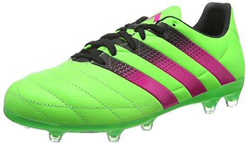 Verde fútbol Versol Ace Rosa FG Negbas de 16 Rosimp AG Hombre Adidas Negro Leather para Botas 2 P6Tw7xq8