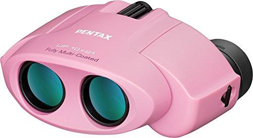 Pentax UP 10x21 pink Binoculars (Pink)