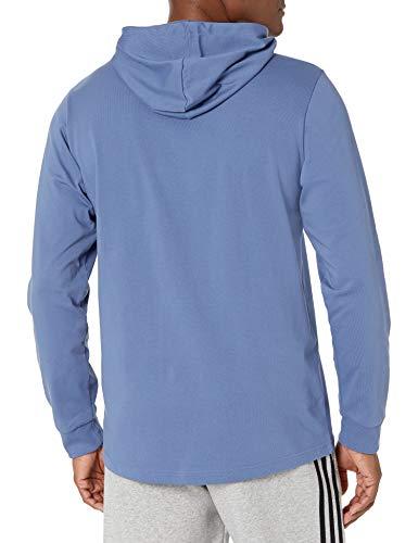 adidas Men's Small Logo Single Jersey Hoodie - Choose SZ/color | eBay