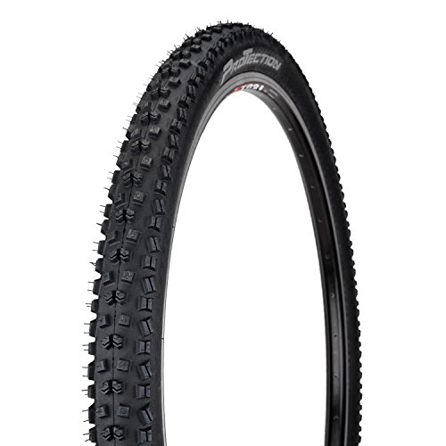 Continental Mountain King II Fold ProTection Bike Tire, Black, 29-Inch x (29er Tire)
