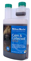Hilton Herbs Calm and Collected Gold 1 Litre