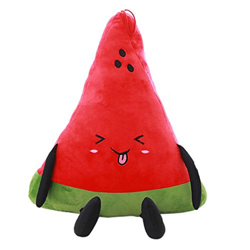 mk. park - NEW Plush Toy Stuffed Watermelon Doll Throw Pillow Kid Girl Lovely Birthday - Pier Stores Park
