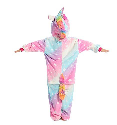tuopuda Pijama Animal Entero Unisex para Niños con Capucha Ropa de Dormir Traje de Disfraz para Festival de Carnaval Halloween Navidad: Amazon.es: Ropa y ...