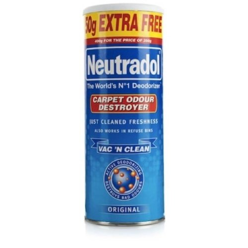 Neutradol Carpet Powder Blue 350 G Amazon Co Uk Beauty