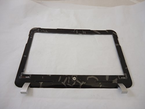 HP 714296-001 Display bezel - Includes display lid switch -