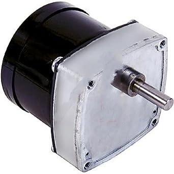 Hurst 3202 017 Motor Synchronous 115 Vac 60 Hz 7 5 W