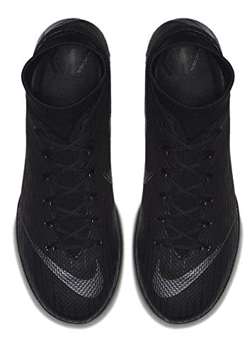 Black NIKE Ic Fitness Unisex Black 001 6 Shoes Black Superfly Academy Adults z7qzxwXTr