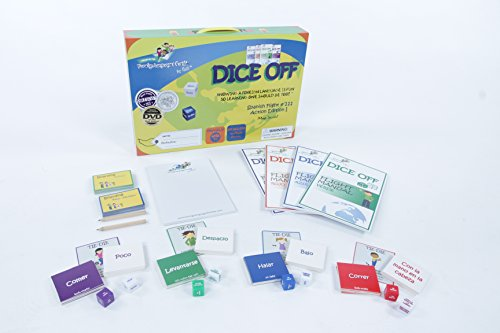 Dice Off: Learn Spanish for Kids by Foreign Languages for Kids by Kids®