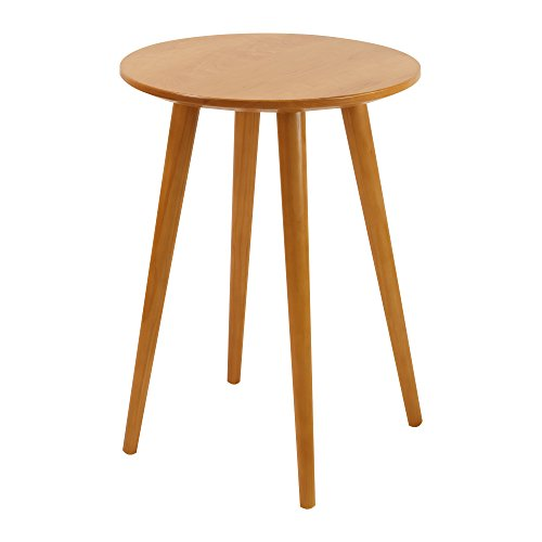 American Trails Mesa High Table with Solid Cherry Wood (Cherry Round Desk)