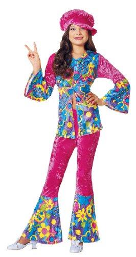 Franc (Flower Power Hippie Girls Costumes)