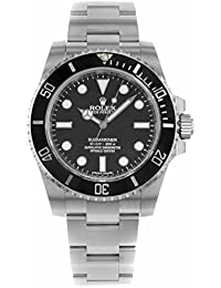 Submariner Automatic-self-Wind Male Watch 114060 (Certified Pre-Owned)