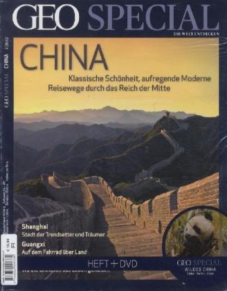 GEO Special China mit DVD 1/2012