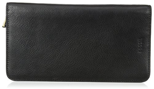 (Fossil Leather Passport Case)