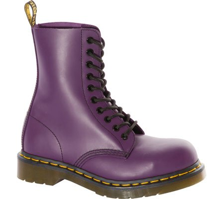 Dr Martens Purple Core Adulte Mixte 1919 Bottes S6vSqdrw