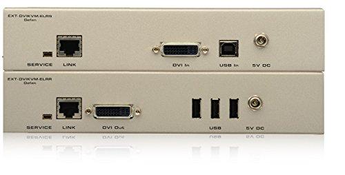 Gefen Dvi Cat (DVI KVM EXTENDER FOR DVI USBOVER CAT-5 CABLE UP TO)