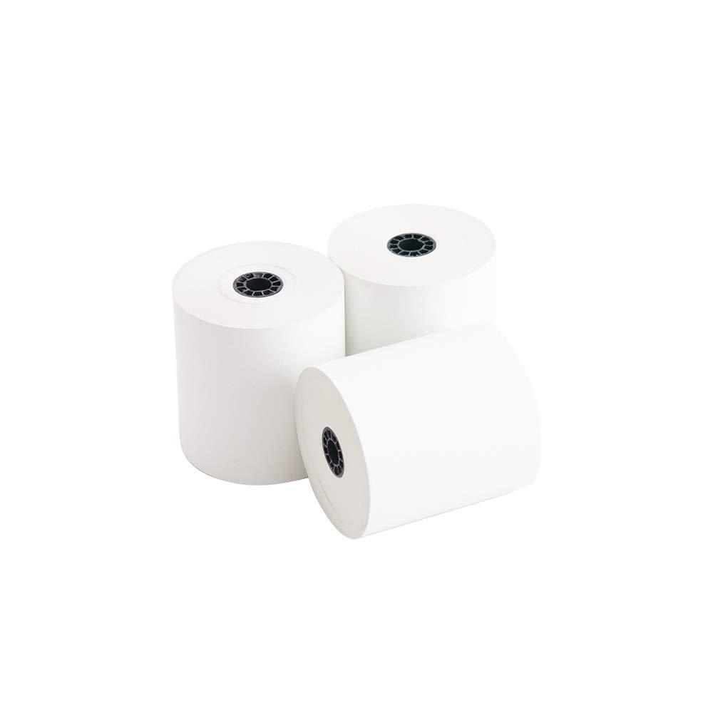 Nashua Inc Thermal Cash Register Receipt Paper Bpa Free 3 1 8 X 230 50 Rolls Per Case