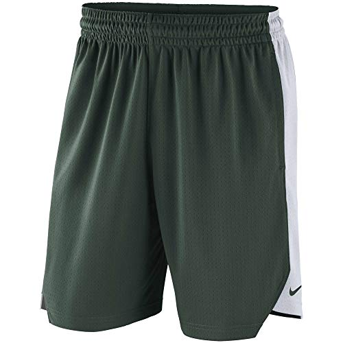 (Nike Michigan State Spartans Performance Practice Shorts (X-Large))