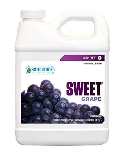 Blend Pure Grow Pro (Botanicare SWEET GRAPE Mineral Supplement, 1-Quart)