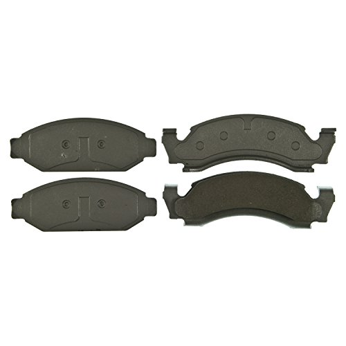 Bronco Brake Pad - Wagner ThermoQuiet QC360 Ceramic Disc Pad Set, Front