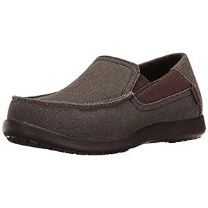 Crocs Kids' Santa Cruz II Grade School Loafer